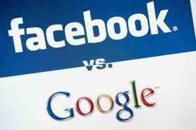 La valeur de Google, de Facebook et des télécoms