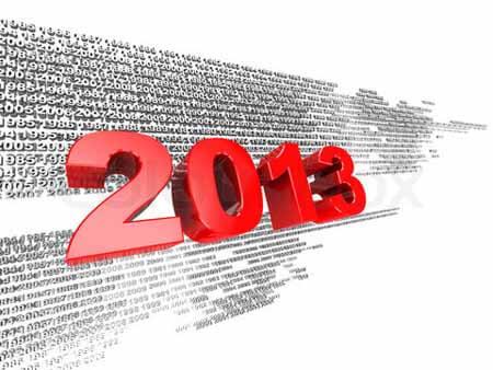 2013 en quelques chiffres