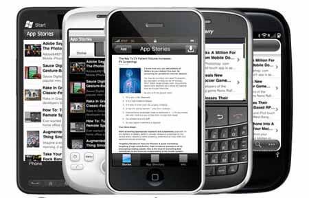 stratégie marketing mobile communication digitale et réseaux sociaux plateforme ecommerce multi-écran mobile