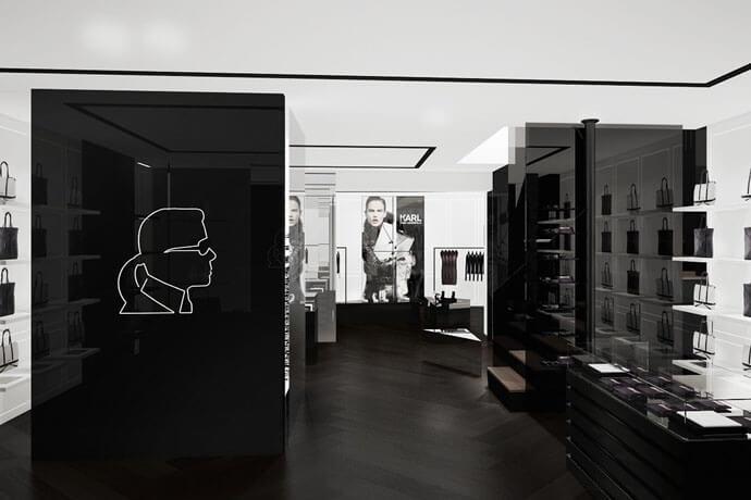 Coup de cœur digital de la semaine : Karl Lagerfeld