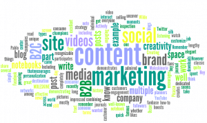 content marketing contenu de marque communication digitale stratégie marketing produit service développer communauté réseaux sociaux facebook instagram pinterest sea display seo