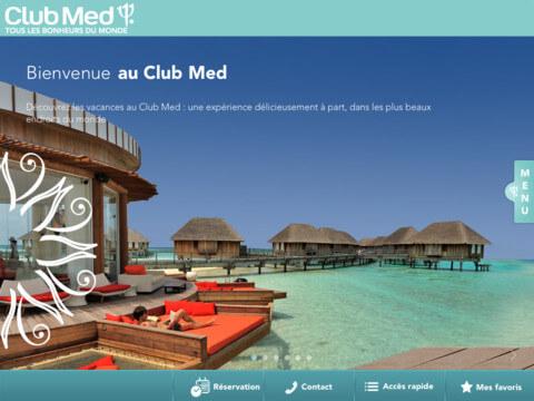 ecommerce voyage secteur tourisme club med marketing digital voyage communication publicité tv chatbot