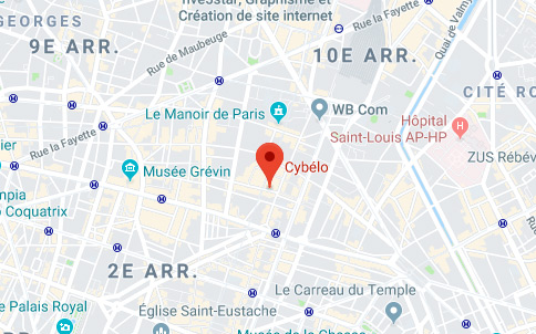 Carte Cybélo, agence conseil communication, agence conseil marketing, business plan, seo, communication facebook